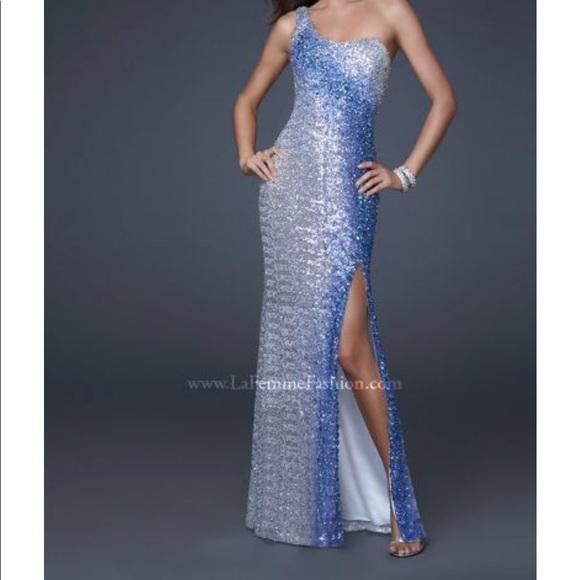Femme dress shoulder La one